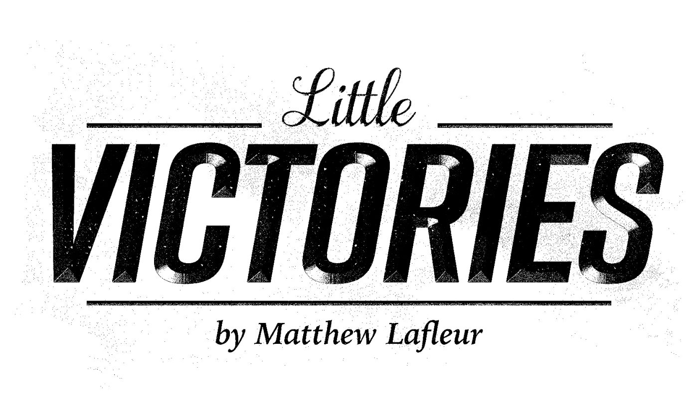 service dog, Little Victories, Matt Lafleur