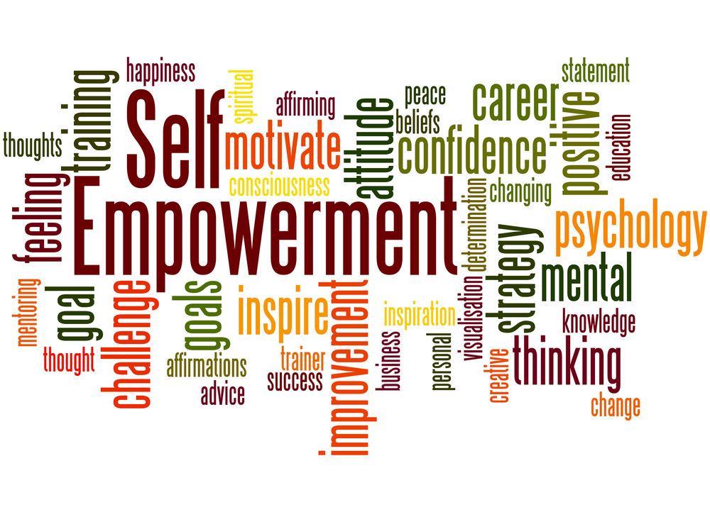 insecurity, self-empowerment